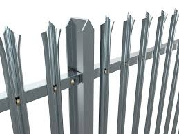 Global Steel Palisade Fencing  Johannesburg