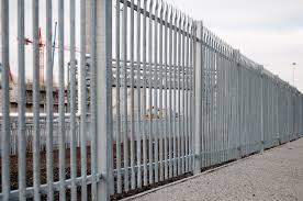 Security Based Steel Palisade Fencing Johannesburg